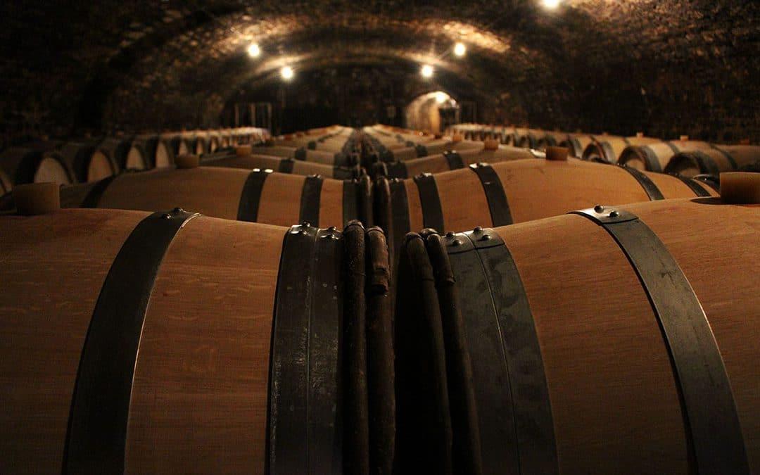 Cave Tonneau Vins Noel Chouet Meursault